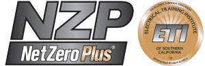 Net Zero Plus Logo